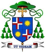 Biskupský znak Mons. Jana Baxanta