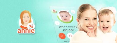 Annie Baby Monitor